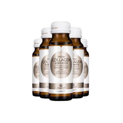 Collagen Fruity Juice 50ml x 10 bottles (胶原蛋白果味饮品)