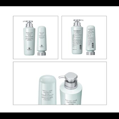 Fresh and Smooth Hair Conditioner 180ml/ 500ml (控油去屑护发素)