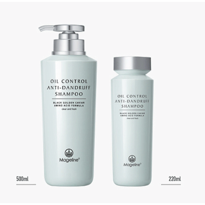 Oil Control Anti Dandruff- Shampoo 80ML (控油去屑洗发水)